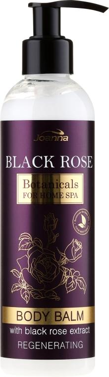 Regeneráló testápoló balzsam - Joanna Botanicals Regenerating Body Balm With Black Rose Extract