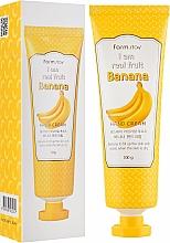 Parfüm, Parfüméria, kozmetikum Kézkrém banán kivonattal - FarmStay I Am Real Fruit Banana Hand Cream