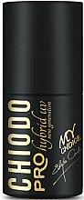 Parfüm, Parfüméria, kozmetikum Hibrid körömlakk - Chiodo Pro Black & White Style