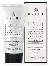 Parfüm, Parfüméria, kozmetikum Helyreállító arcmaszk, 8 órás - Avant Discovery Edit 8 hour Radiance Renewal Sleeping Mask