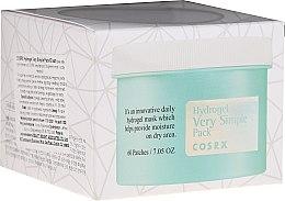 Parfüm, Parfüméria, kozmetikum Arctapasz - Cosrx Hydrogel Very Simple Pack