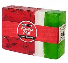 """Parfüm, Parfüméria, kozmetikum Kézzel készült szappan """"Görög dinnye"""" - Beauty Jar Mamma Mia! Handmade Soap"""