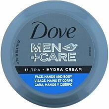 Parfüm, Parfüméria, kozmetikum Krém arcra, kézre és testre - Dove Men + Care Ultra Hydra Cream