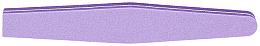 Parfüm, Parfüméria, kozmetikum Körömreszelő-buffer kétoldalas, trapéz 100/180, lila - Tools For Beauty Diamond Purple