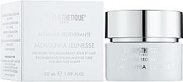 Parfüm, Parfüméria, kozmetikum Lipidegyensúly renegeráló krém - La Biosthetique Methode Regenerante Menulphia Jeunesse