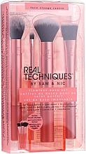 Parfüm, Parfüméria, kozmetikum Sminkecset készlet - Real Techniques Flawless Base Set