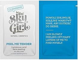Parfüm, Parfüméria, kozmetikum Arcpeeling - Be The Sky Girl Super Star Peel Me Tender