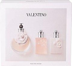 Parfüm, Parfüméria, kozmetikum Valentino Valentina - Készlet (edp/80ml + sh/gel/50ml + b/l/50ml)