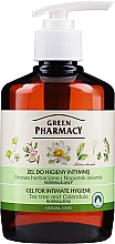 Parfüm, Parfüméria, kozmetikum Intim mosakodó gél körömvirág és teafa kivonattal - Green Pharmacy