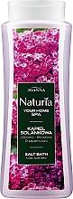 "Parfüm, Parfüméria, kozmetikum Folyékony fürdősó ""Orgona"" - Joanna Nuturia Body Spa Salt Bath Lilac Scented"