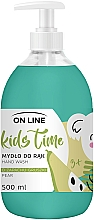 "Parfüm, Parfüméria, kozmetikum Folyékony szappan ""Körte"" - On Line Kids Time Hand Wash"