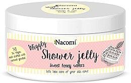 """Parfüm, Parfüméria, kozmetikum Tusoló gél """"Édes mézes gofri"""" - Nacomi Shower Jelly Sweet Honey Wafers"""