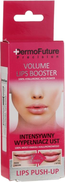 Intenzív hialuron ajak tömegnövelő - DermoFuture Volume Lips Booster
