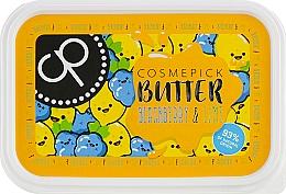 Parfüm, Parfüméria, kozmetikum Testvaj szeder és lime illattal - Cosmepick Body Butter Blackberry & Lime