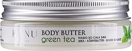 """Parfüm, Parfüméria, kozmetikum Testvaj """"Zöld tea"""" - Kanu Nature Green Tea Body Butter"""