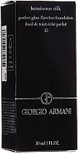 Parfüm, Parfüméria, kozmetikum Alapozó krém - Giorgio Armani Luminous Silk Foundation