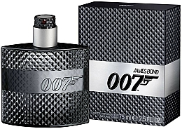 Parfüm, Parfüméria, kozmetikum James Bond 007 Men - Eau de toilette