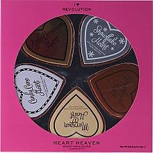 Parfüm, Parfüméria, kozmetikum Készlet - I Heart Revolution Heaven (highlighter/5x10g)