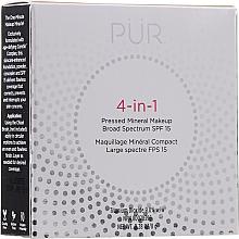Parfüm, Parfüméria, kozmetikum Ásványi alapozó - Pur 4-In-1 Pressed Mineral Makeup SPF15