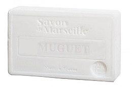 """Parfüm, Parfüméria, kozmetikum Természetes szappan """"Gyöngyvirág"""" - Le Chatelard 1802 Muguet Soap"""