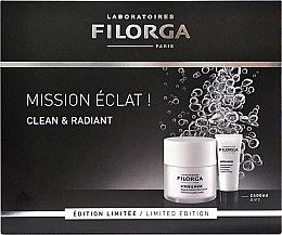Parfüm, Parfüméria, kozmetikum Szett - Filorga Clean & Radiant Set (scr/50ml + mask/15ml)