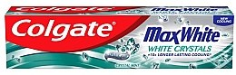 Parfüm, Parfüméria, kozmetikum Fehérítő fogkrém - Colgate Max White White Crystals