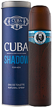 Parfüm, Parfüméria, kozmetikum Cuba Shadow - Eau De Toilette