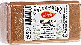 Parfüm, Parfüméria, kozmetikum Szappan babérolajjal, 16 % - Alepia Soap 16% Laurel