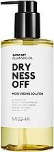 Parfüm, Parfüméria, kozmetikum Hidrofill olaj Dryness off - Missha Super Off Cleansing Oil Dryness Off