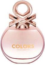Parfüm, Parfüméria, kozmetikum Benetton Colors De Benetton Rose - Eau De Toilette