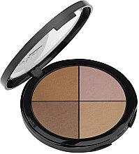 Parfüm, Parfüméria, kozmetikum Kontúr paletta - Aden Cosmetics Contouring Palette