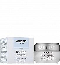 Parfüm, Parfüméria, kozmetikum Nappali és éjszakai krém száraz bőrre - Marbert Basic Care Daily Care