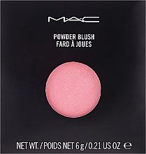 Parfüm, Parfüméria, kozmetikum Arcpirosító - M.A.C Powder Blush Pro Palette Refill (utántöltő)