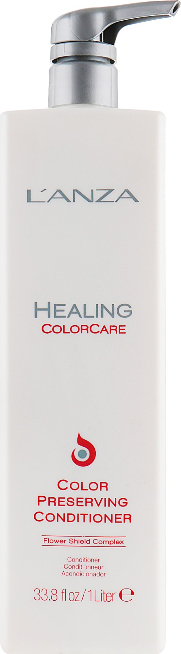 Színvédő hajkondicionáló - L'Anza Healing ColorCare Color-Preserving Conditioner — fotó N3
