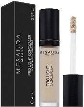Parfüm, Parfüméria, kozmetikum Folyékony korrektor - Mesauda Milano Pro Light Concealer