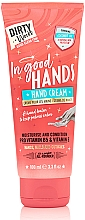 Parfüm, Parfüméria, kozmetikum Hidratáló kéz, köröm és kutikula krém - Dirty Works In Good Hands Hand Cream