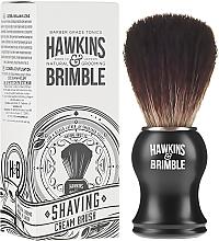 Parfüm, Parfüméria, kozmetikum Szintetikus borotvapamacs - Hawkins & Brimble Synthetic Shaving Brush