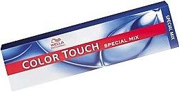 Parfüm, Parfüméria, kozmetikum Ammóniamentes hajfesték - Wella Professionals Color Touch Special Mix
