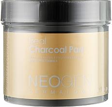 Parfüm, Parfüméria, kozmetikum Hidratáló peeling-korongok szénnel - Neogen Dermalogy Real Charcoal Pad