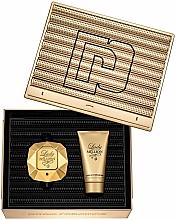 Parfüm, Parfüméria, kozmetikum Paco Rabanne Lady Million - Szett (edp/50ml + b/lot/75ml)