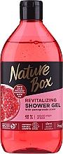 Parfüm, Parfüméria, kozmetikum Tusfürdő - Nature Box Pomegranate Oil Shover Gel