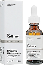 Parfüm, Parfüméria, kozmetikum Hidegen sajtolt organikus marokkói argánolaj - The Ordinary 100% Organic Cold-Pressed Moroccan Argan Oil
