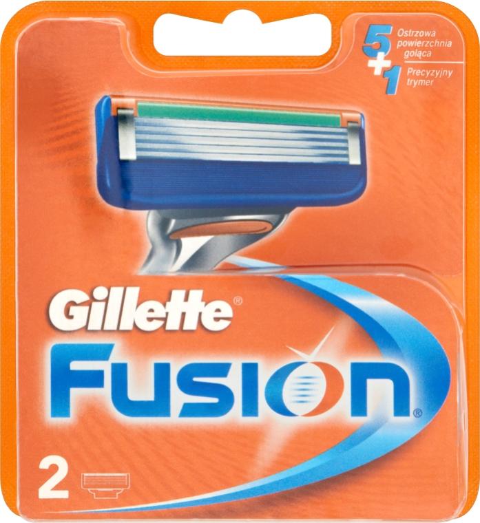 Tartalék pengék - Gillette Fusion