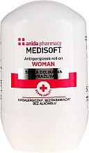 Parfüm, Parfüméria, kozmetikum Izzadásgátló - Anida Pharmacy Medisoft Woman Deo Roll-On