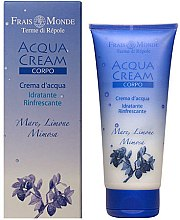 Parfüm, Parfüméria, kozmetikum Testrkém - Frais Monde Acqua Cream Body Sea Lemon And Mimosa