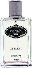 Parfüm, Parfüméria, kozmetikum Prada Les Infusions Oeillet - Eau De Parfum (teszter kupak nélkül)
