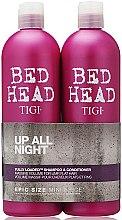 Parfüm, Parfüméria, kozmetikum Készlet - Tigi Bed Head Fully Loaded Tween Duo (sh/750ml + cond/750ml)