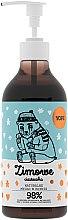 Parfüm, Parfüméria, kozmetikum Folyékony szappan - Yope Zimowe Ciasteczka Hand Soap
