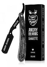 Parfüm, Parfüméria, kozmetikum Borotvakés - Angry Beards Shavetta Garrigue