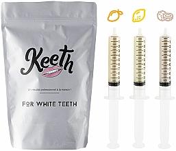 Parfüm, Parfüméria, kozmetikum Fogfehérítő készlet utántöltő - Keeth Exotic Fruit Refill Pack